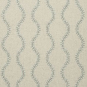 Clarke and Clarke Manorhouse Woburn Duckegg Curtain Fabric