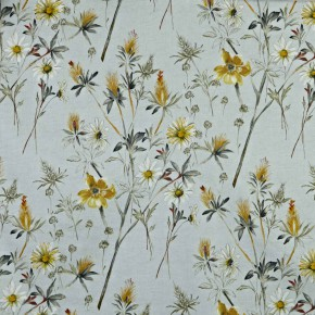 Prestigious Textiles Ambleside Wordsworth Maize Curtain Fabric