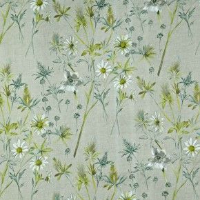 Prestigious Textiles Ambleside Wordsworth Samphire Curtain Fabric