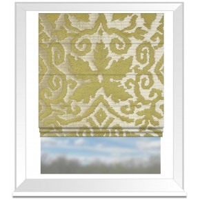 Clarke and Clarke Imperiale Otranto Antique Roman Blind