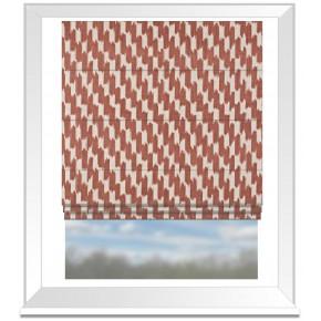 Prestigious Textiles Provence Paziols Paprika Roman Blind