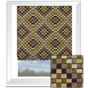 Prestigious Textiles Iona Piccola Orchid Roman Blind