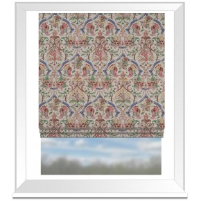 Country Garden Rosalie Multi Roman Blind