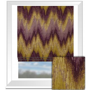 Prestigious Textiles Iona Santorini Orchid Roman Blind