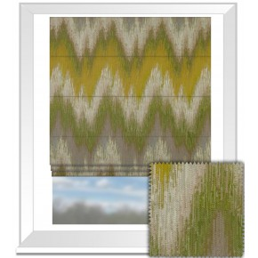 Prestigious Textiles Iona Santorini Willow Roman Blind