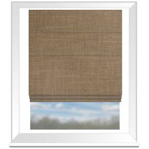 Prestigious Textiles Dalesway Settle Hazelnut Roman Blind