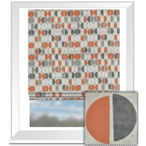 Prestigious Textiles SouthBank Shoreditch Mango Roman Blind