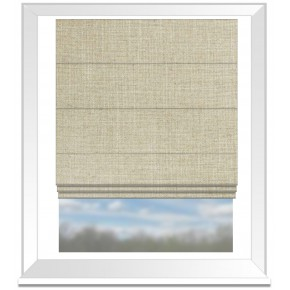 Prestigious Textiles Dalesway Skipton Hazelnut Roman Blind
