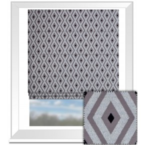 Prestigious Textiles Metro Switch Anthracite Roman Blind