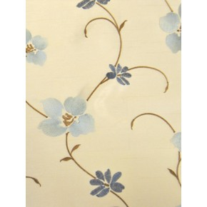 Harmony Zara  Azure Made to Measure Curtains
