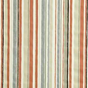 Prestigious Textiles Playtime Zoom Orange Curtain Fabric