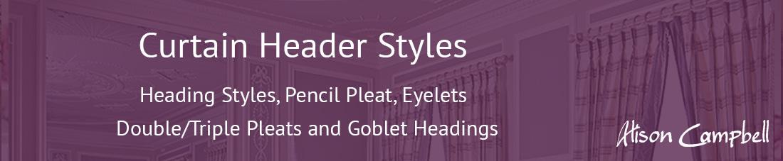 Header Styles