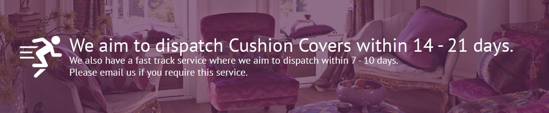 Cushion Cover Delivery