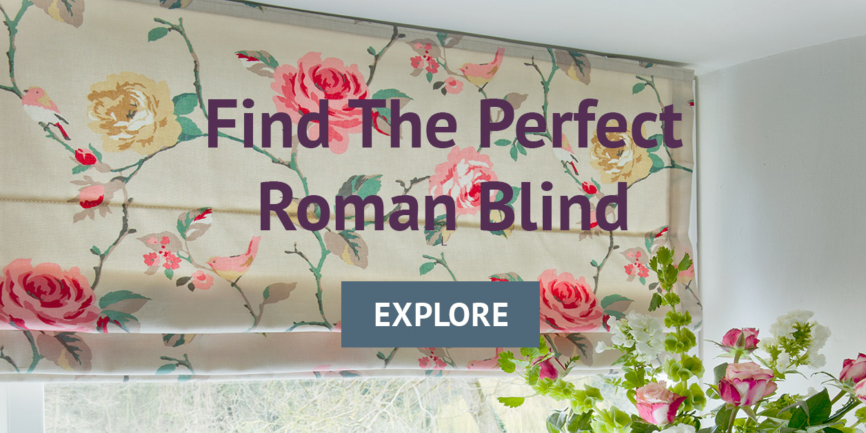 Alison Campbell Roman Blinds buy online